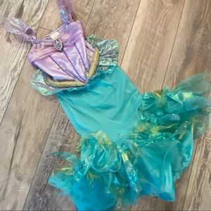 Disney Store Ariel Costume
